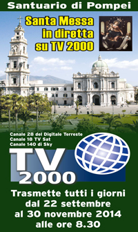 santa messa tv2000-2014